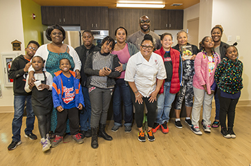 JTCHS's Opa Locka Children's  Wellness Center Hosts Live Cooking  Demo with Celebrity Chef