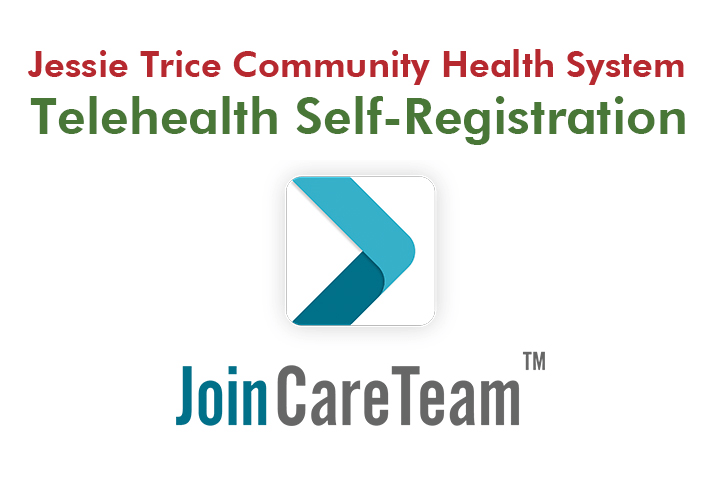 Telehealth Self-Registration